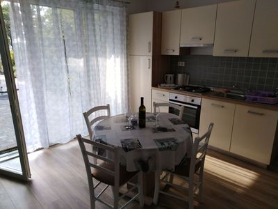 Photo for Apartments Miokovic (56036-A2) - Soline - island Krk
