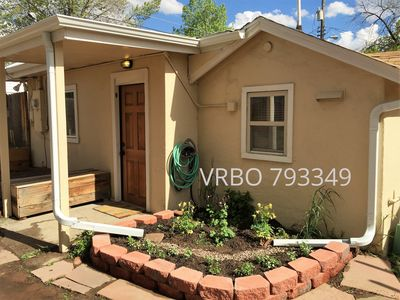 Photo for Mid-Century Mod Stucco-With Private Courtyard! Pet Friendly!