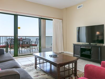 Photo for HAVE A BALL with Kaiser in The Palms #803: 3 BR/2 BA Condo in Orange Beach Sleeps 8
