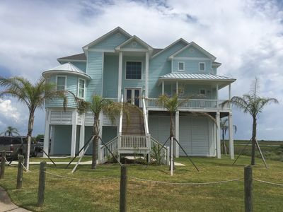 Photo for LUXURY WATERFRONT! GORGEOUS VIEWS!  POINTE WEST BEACH RESORT!  5 BR - ALL SUITES