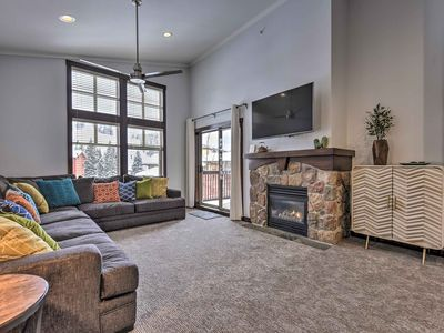 Photo for NEW! Slopeside Solitude Condo - Walk to Ski Lifts!