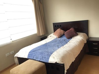 Photo for Cozy, comfortable and well located studio in Quito.