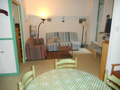 Photo for Apartment in the heart of St Malo, near the beach, 8 people, 2 bedrooms