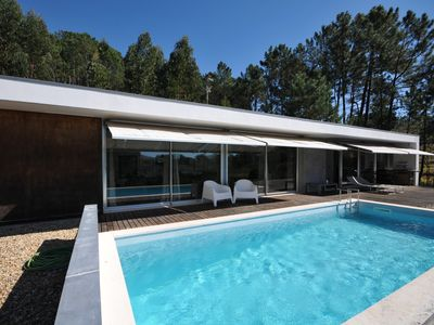 Photo for 3 bedroom Villa, sleeps 6 in Deveza with Pool and WiFi