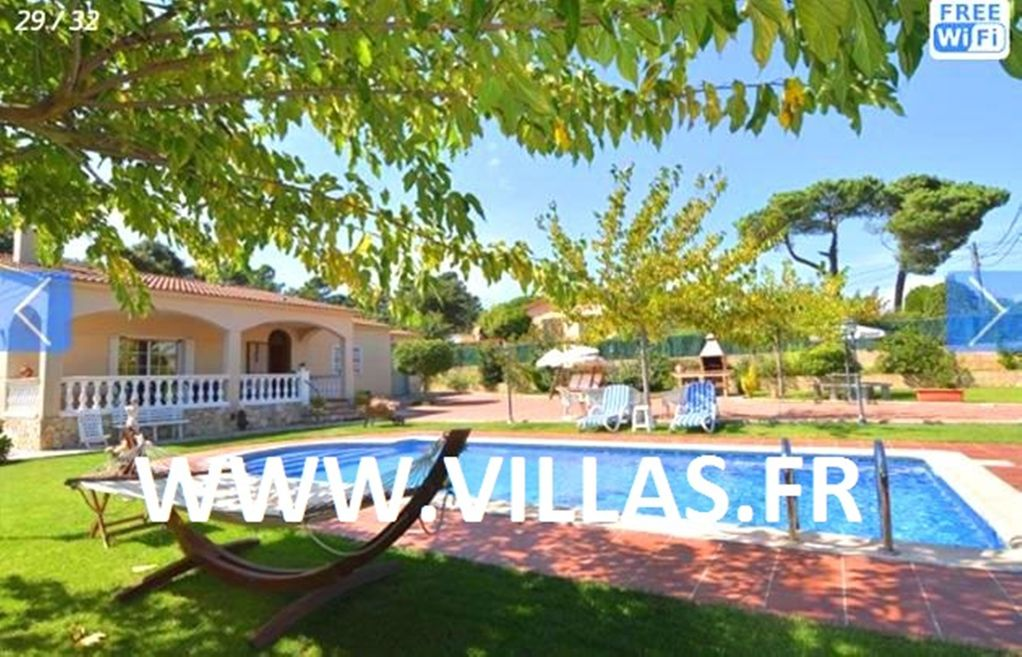 Costa Brava, Vireres Villa For 6 With Private Pool