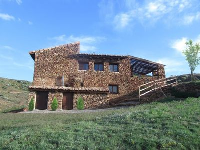Photo for Rural house (full rental) Masía El Royal for 10-12 people