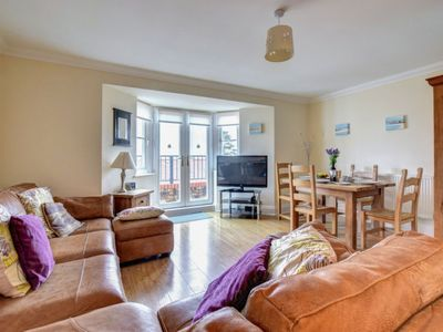 Photo for Vacation home Erren in Tenby - 6 persons, 3 bedrooms
