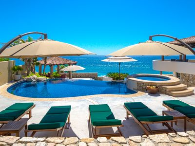 Photo for Summer Specials at your Private Beachfront Villa - Castillo Escondido