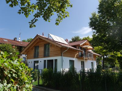 Photo for Spacious apartment - new - walk to the lake - sauna - Utting am Ammersee
