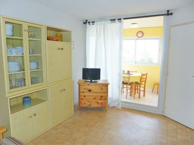Photo for Apartment in Narbonne with Parking, Internet, Washing machine, Balcony (96077)