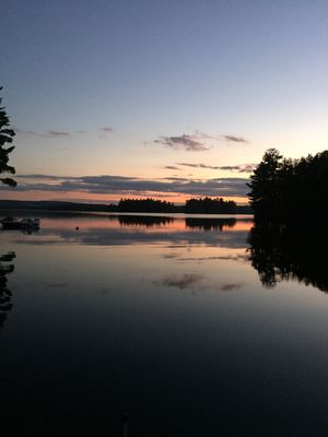 Photo for Tranquility Cove Cottage on Long Pond-Belgrade Lakes, ME