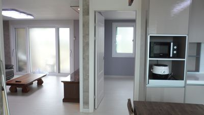 Photo for jeju newly built accommodation Hamdeok beach 5 minutes away