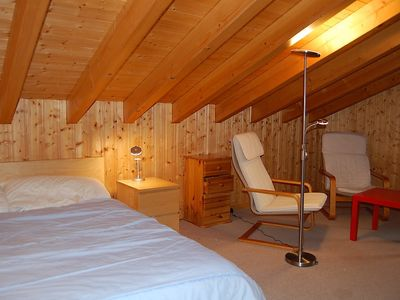 Photo for House in the center of Nendaz with Internet, Parking, Terrace, Garden (42303)