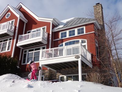 Photo for Stratton Mountain Solstice Luxury Vacation Home