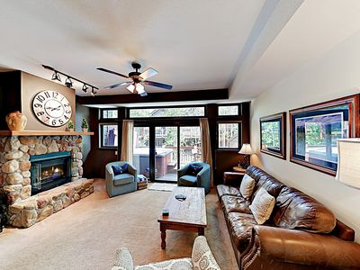 Photo for Warrior's Mark Townhome: Walking Distance from Lifts w/ Private Hot Tub!