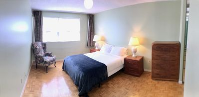 Photo for Large 2 Bedroom Unit at High Park