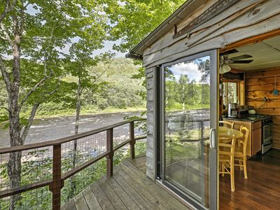 Photo for Cozy Warrensburg Cottage on the Hudson River!