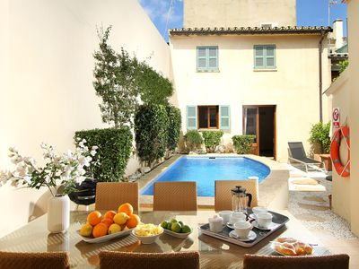 Photo for Casa Limones is a Modern 3 bedroom townhouse with swimming ideal for car-free holidays