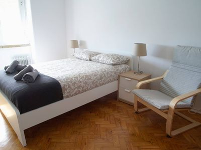 Photo for Spacious 2 Bedroom Apartment in Belém