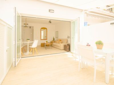 Photo for BUNGALOW AMAIA- Very close to the beach