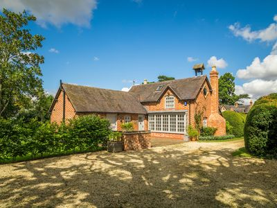 Photo for Cotswold Country Cottage, peaceful location close to Stratford Upon Avon