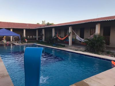 Photo for Chacara beach house in Caponga