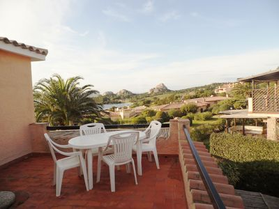 Photo for TWO-ROOM APARTMENT WITH PANORAMIC TERRACE NEAR THE SEA