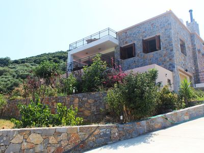Photo for Peaceful Secluded Villa 'Daphne' |Hersonissos