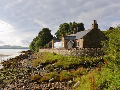 Photo for Luxury Cottage Overlooking Sea with Direct Beach Access Set In 2 Acres
