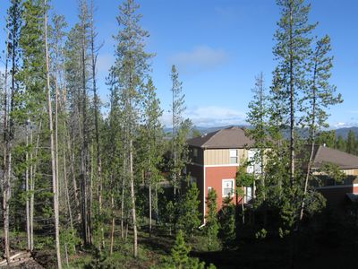 Photo for Beautiful Newer Built 2 Bed 2 Bath Condo Nestled in Woods-Great Summer Rates!