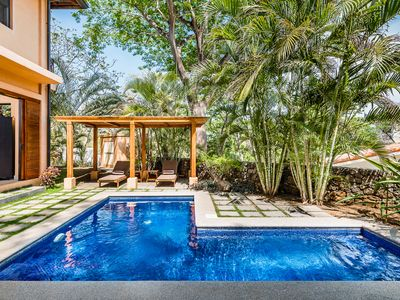 Photo for Gorgeous 3BR home, easy walk to two beaches, Langosta Beach Club Access-COL6