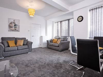 Photo for Fabrik Apartments - Stargaze Suite