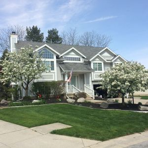 Casual contemporary is a quiet neighborhood setting.   Located in the heart of