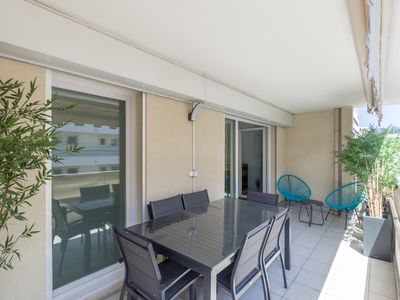 Photo for COMFORTABLE 4pc 6/8 people Classified 4 * - Air conditioning - Terraces