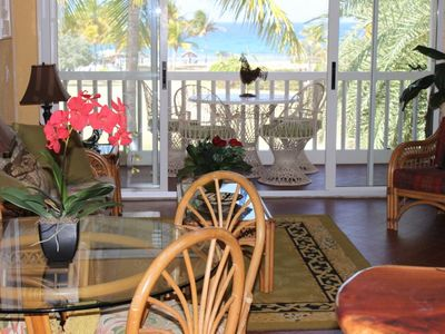 Photo for Calypso Condo - Family Friendly Beachfront Elegance at Gentle Winds