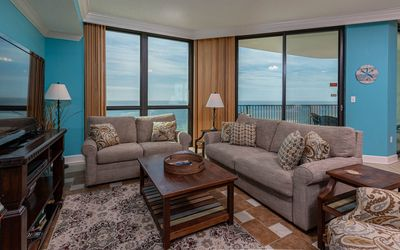 Photo for BEACH FRONT ~ Two Bedroom at Phoenix IX ~ 14th Floor!