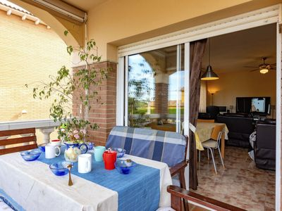 Photo for Vacation home Oasis in El Vendrell - 9 persons, 4 bedrooms