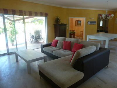 Photo for PYLA SUR MER, VILLA WITH POOL 200M FROM THE BEACH 10 PEOPLE