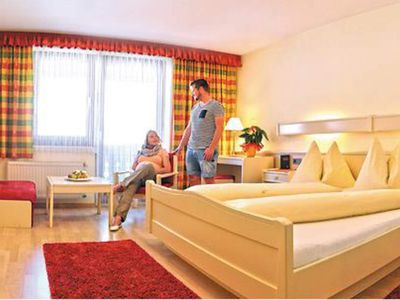 Photo for Double room bower with bath, WC - Löffele, hotel