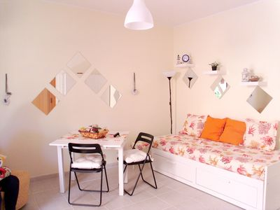 Photo for Nice studio with garden and terrace