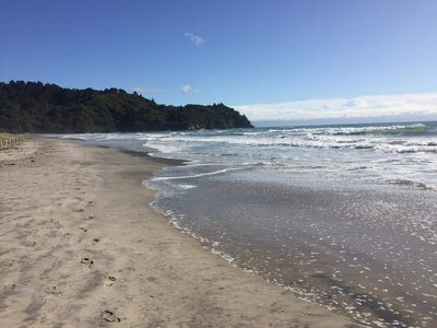 Photo for The Blue Bach On Brighton Road, Waihi Beach