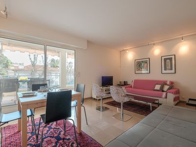 Photo for Very nice one bedroom in the heart of Cannes !