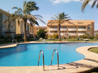 Photo for Late August offer - 1 week only***couples or family , Sleeps 6, *WI-FI*,  Javea