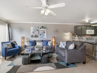 Photo for 2B/2B Entire Condo on the Guadalupe River