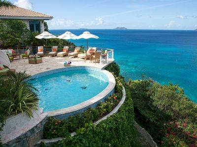 Photo for Cliff House Villa - Luxury At It's Best