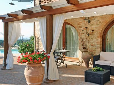 Photo for Vacation home La Vecchia Pieve in Castelfiorentino - 6 persons, 2 bedrooms