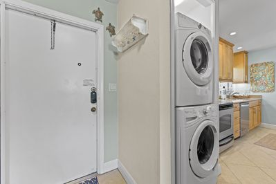 Front Entry/ Washer & Dryer