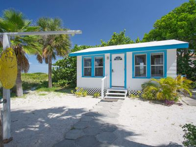 Photo for Beachfront Cottage - ON the Beach!  A Break From The Usual Condo Or Hotel.
