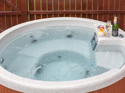 Photo for Birch Lodge 13 with Hot Tub