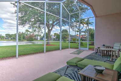 Enjoy the Scenic View from the Lanai